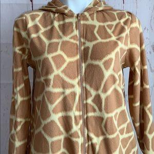 Xhilaration Women's Small Giraffe Pajamas